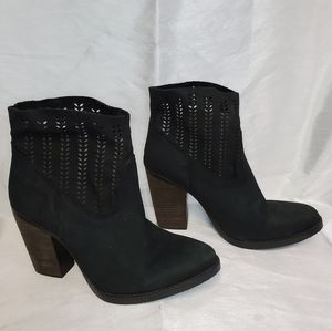Musse & Cloud Heeled Boots